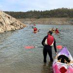 Monfragüe desde un Kayak