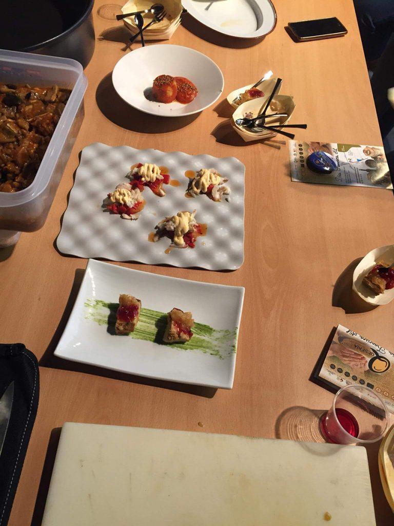 El Arte de la Cocina Trashumante