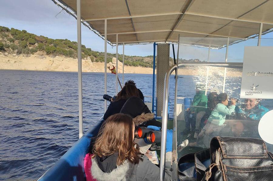 Navegando por el Tajo