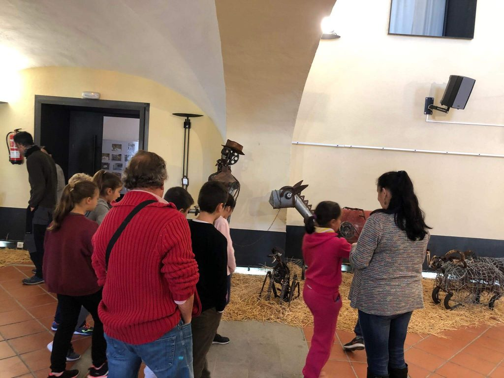 Exposicion bylucas Cedillo Mes de la Reserva de la Biosfera de Tajo-Tejo Internacional