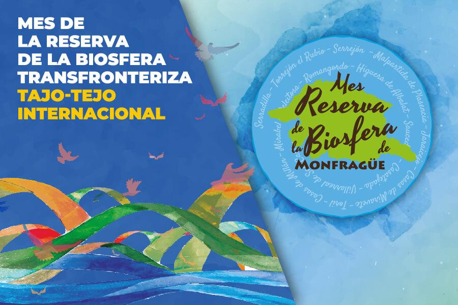 Todo preparado para que el próximo fin de semana comience la III edición del Mes de las Reservas de la Biosfera en Monfragüe y en el Tajo-Tejo Internacional